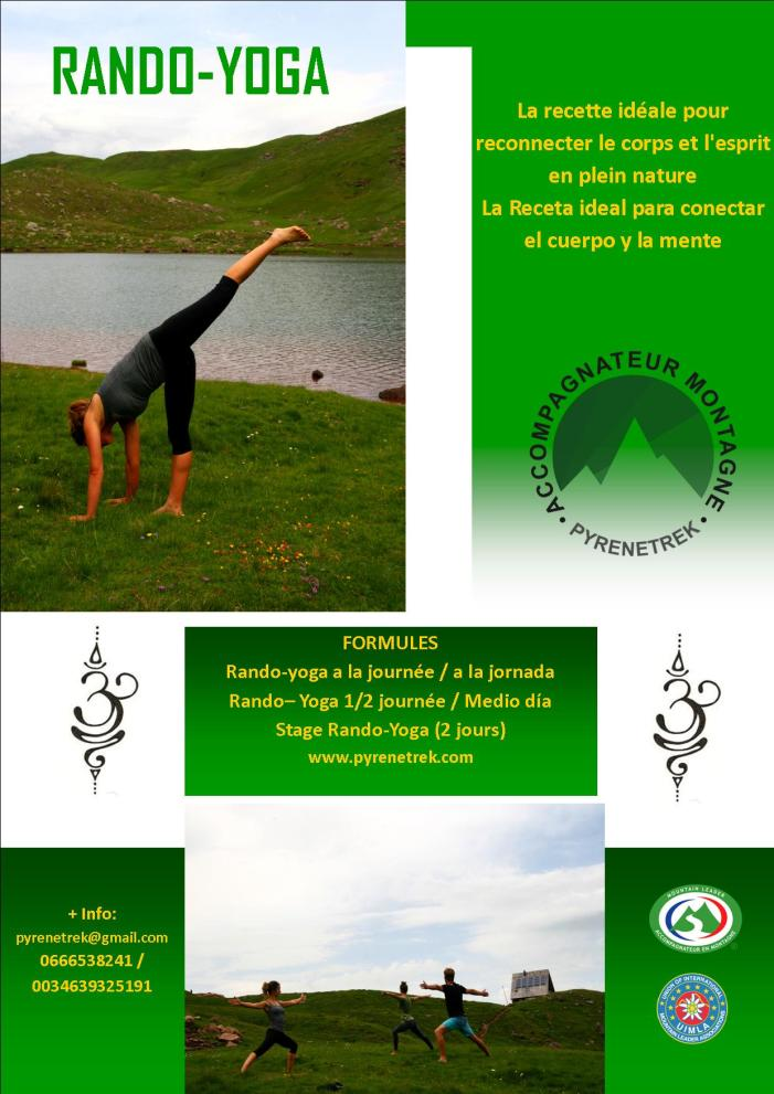 cartel rando yoga